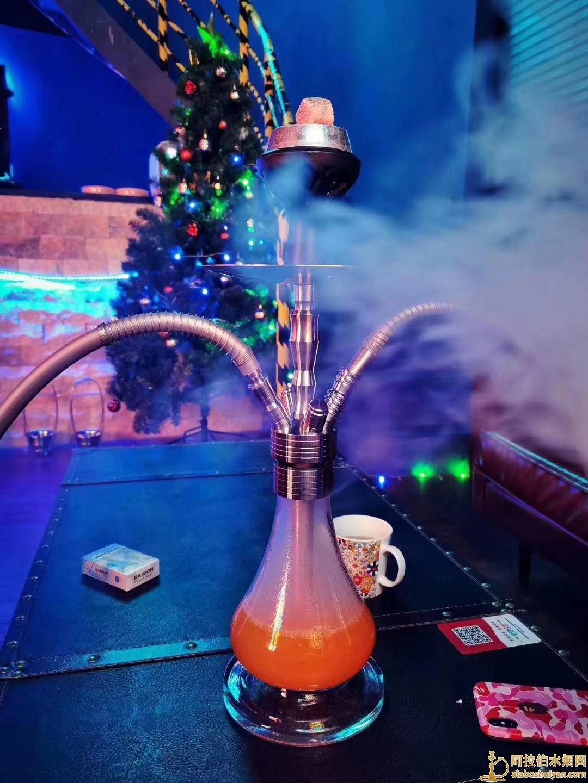 为什么去酒吧玩阿拉伯水烟比较嗨