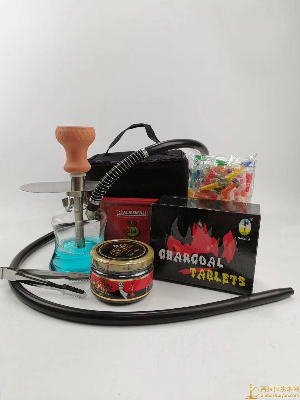 阿拉伯水烟怎么抽