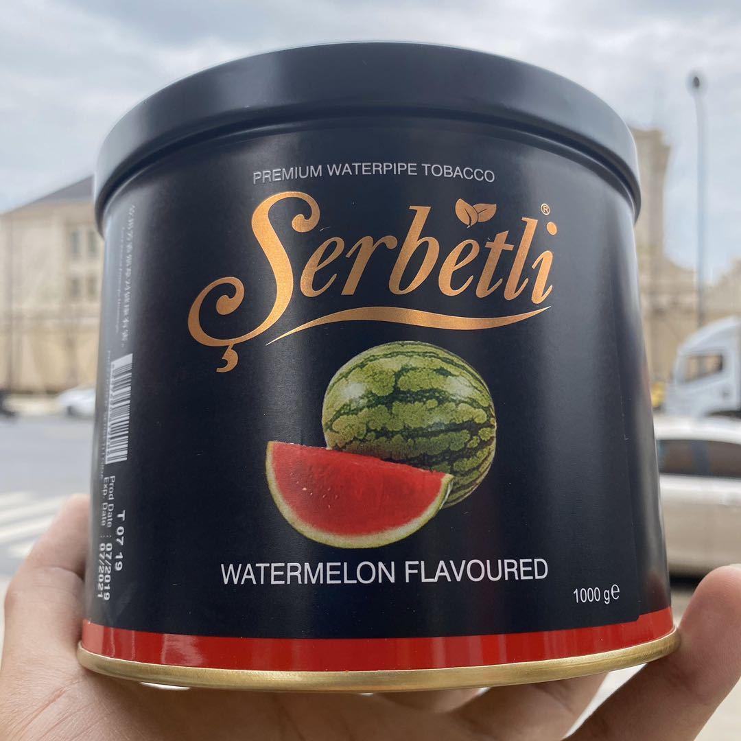 雪贝利1千克西瓜口味图片 价格批发多少钱 一盒可以用多少次