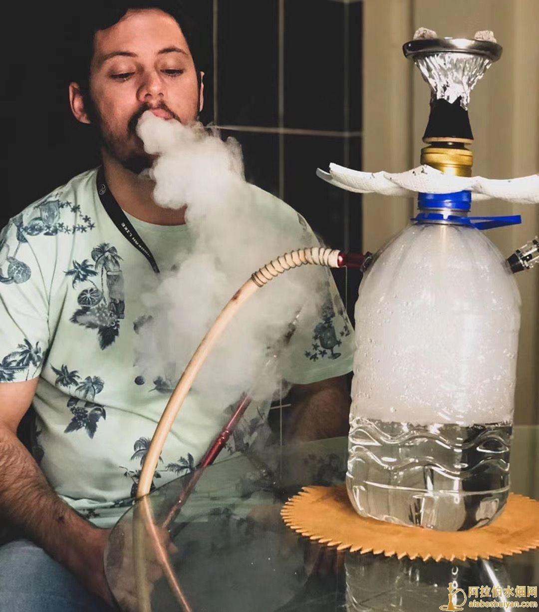 我是新手水烟怎么抽