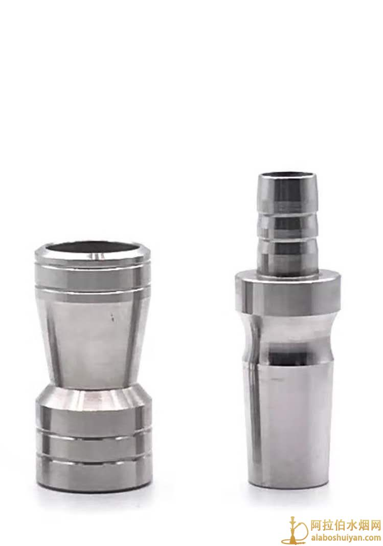 MIG不锈钢阿拉伯水烟壶单嘴改双嘴的 喇叭口一个是多少钱