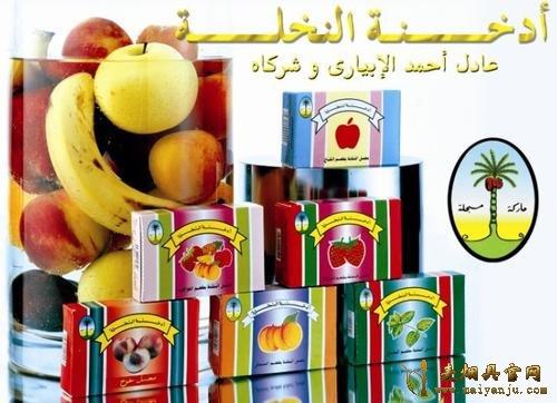 NAKHLA TOBACCO(埃及椰树烟料公司)