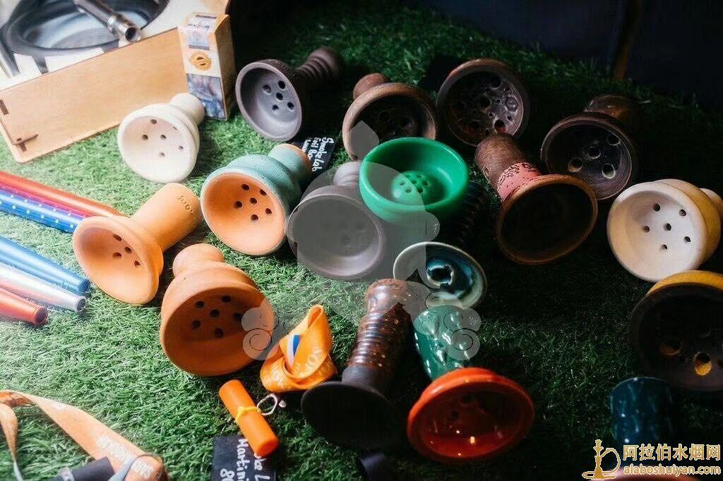 水烟碗 阿拉伯水烟烟锅 水烟的基本知识
