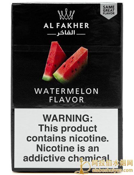 Al Fakher 50克西瓜味道 进口阿尔法赫
