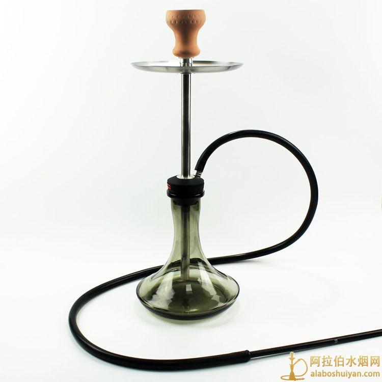 大号烟具俄罗斯款不锈钢阿拉伯水烟壶