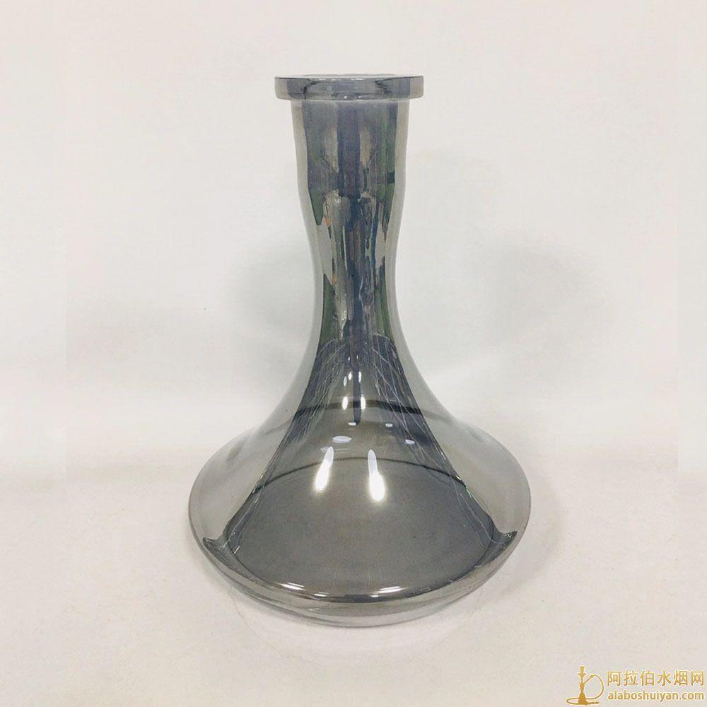 水烟袋玻璃瓶 工艺品瓶阿拉伯玻璃瓶 大底水烟瓶夜光GLASS HOOKAH